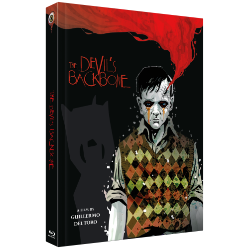 The Devil's Backbone (3-Disc Collector's Edition No. 15) [Cover A]
