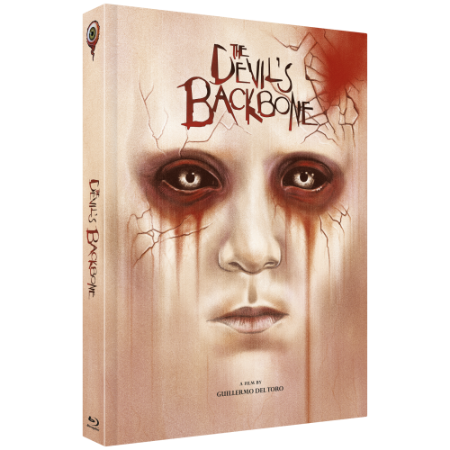 The Devil's Backbone (3-Disc Collector's Edition No. 15) [Cover B]