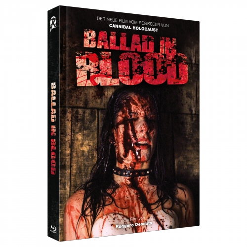 Ballad in Blood (Uncut Rawside Edition Nr.1) [Cover A, 333 Edition]