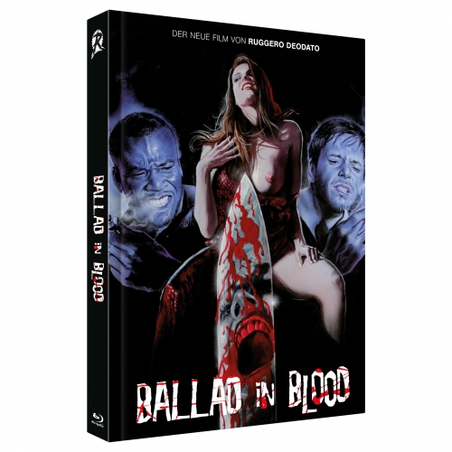 Ballad in Blood (Uncut Rawside Edition No.1) [Cover B, 333 Edition]