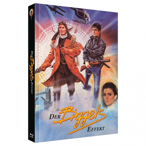 Biggles: Adventure in Time (2-Disc Limited Collector's Edition No. 39) [Mediabook, Cover B, Limited to 333 units]