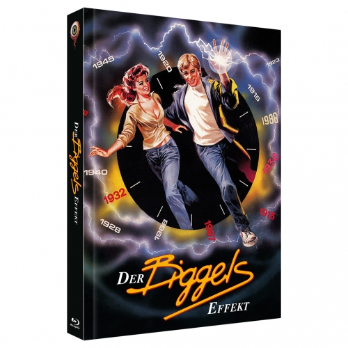 Der Biggles-Effekt (2-Disc Limited Collector's Edition Nr. 39) [Mediabook, Cover C, Limitiert auf 333 Stück]