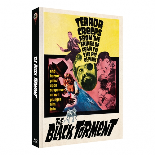 The Black Torment (2-Disc Limited Collector's Edition No. 35) [Mediabook, Cover A, Limited to 333 Units)
