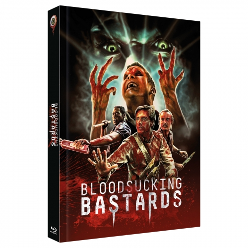 Bloodsucking Bastards (2-Disc Uncut Edition) [Cover C]