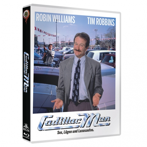 Cadillac Man (30th Anniversary Edition) [2-Disc Special Edition, Limited to 1000 units]