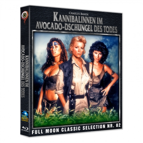 Kannibalinnen im Avocado-Dschungel des Todes (Full Moon Classic Selection Nr. 02) [Blu-ray]