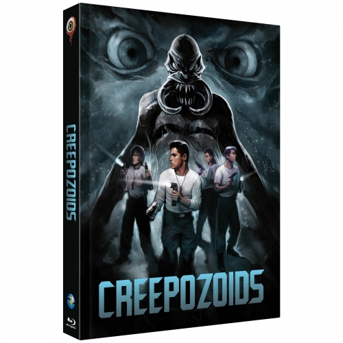 Creepozoids (Full Moon Collection No. 4) [Cover C, Limited to 222 units] incl. Bonusfilm: Shadowzone
