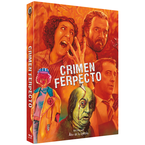 Crimen ferpecto - Ein ferpektes Verbrechen (2-Disc Collector's Edition Nr. 10) [Cover B]