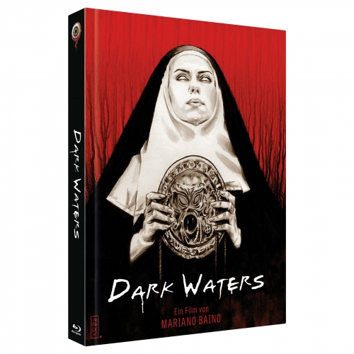 Dark Waters (3-Disc Collector's Edition Nr. 27) [Limited Edition Mediabook Cover B, 444 Stück]