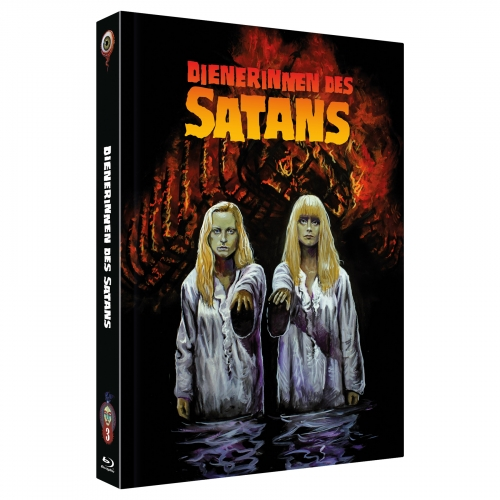 The Demoniacs (Jean Rollin Collection No. 3) [2-Disc Mediabook-Edition, Cover C]