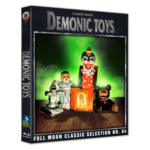 Demonic Toys (Full Moon Classic Selection N0. 04) [Blu-ray]