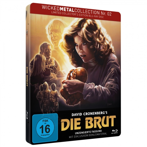 Die Brut (Wicked Metal Collection Nr. 2) [Limited FuturePak Edition]