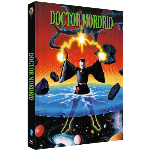 Doctor Mordrid (Full Moon Collection No. 2, 2-Disc Mediabook) [Cover B]