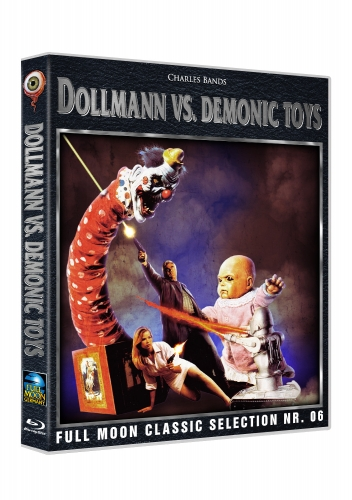 Dollman vs. Demonic Toys (Full Moon Classic Selection No. 05) [Blu-ray]