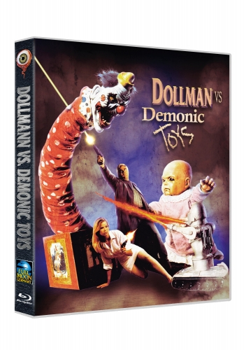 Dollman vs. Demonic Toys (Full Moon Classic Selection Nr. 06) [Blu-ray]