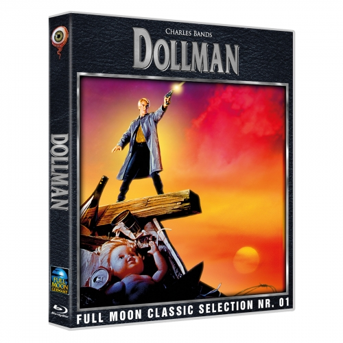 Dollman (Full Moon Classic Selection No. 01) [Blu-ray]