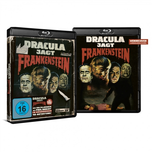 Los monstruos del terror / Dracula vs Frankenstein (Limited Edition)
