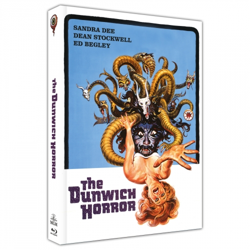 The Dunwich Horror (4-Disc Collector's Edition No. 18) [Cover A]