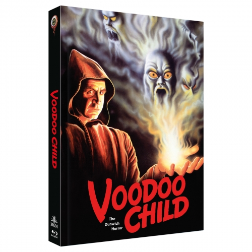The Dunwich Horror / Voodoo Child (4-Disc Collector's Edition Nr. 18) [Cover B]