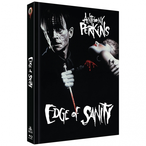 Edge of Sanity (2-Disc Limited Collector's Edition Nr. 43) [Mediabook, Cover A, Limitiert auf 444 Stück]