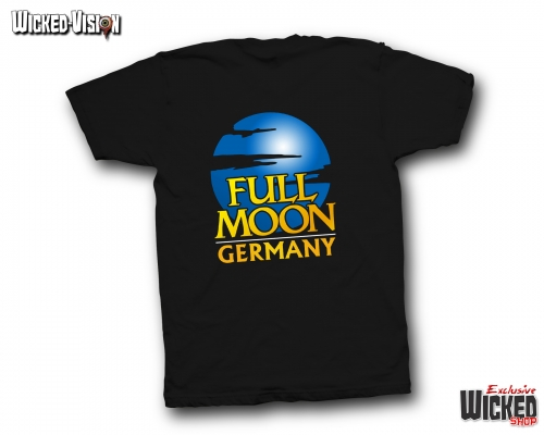 Full Moon Germany (Logo) [T-Shirt - Limited to 111 units] - Size XX-Large