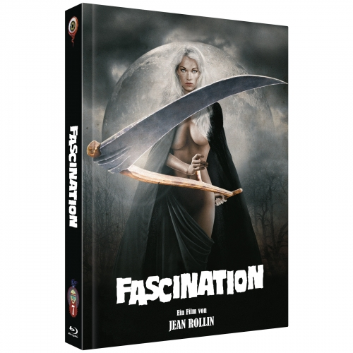 Fascination (Jean Rollin Collection No. 7) [2-Disc Mediabook-Edition, Cover B, Limited to 300 units]