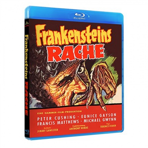 Frankensteins Rache (Limited Edition)