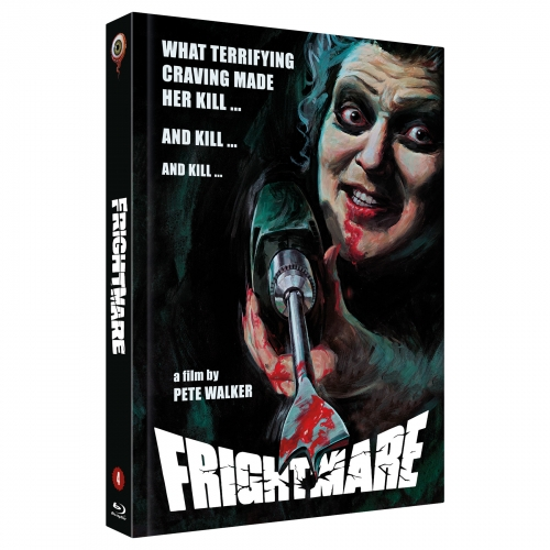 Frightmare (Pete Walker Collecton  Nr. 4) [2-Disc Uncut 444 Edition, Cover A]