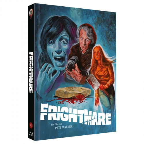 Frightmare (Pete Walker Collecton  Nr. 4) [2-Disc Uncut 222 Edition, Cover B]