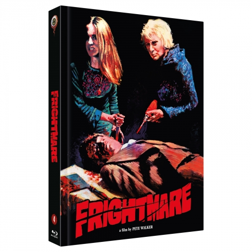 Frightmare (Pete Walker Collecton  No. 4) [2-Disc Uncut 222 Edition, Cover C]