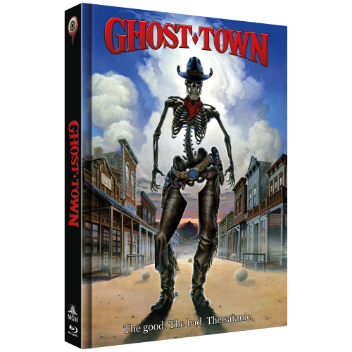 Ghost Town (2-Disc Collector's Edition No. 12) [Cover B]