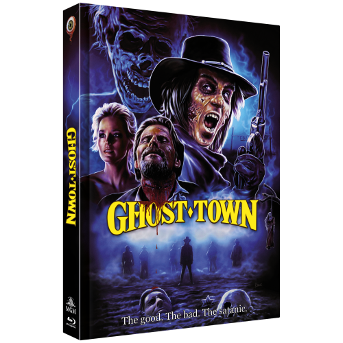 Ghost Town (2-Disc Collector's Edition No. 12) [Cover C]