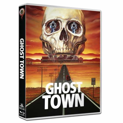Ghost Town (Limited Edition) [Dual-Disc-Set]