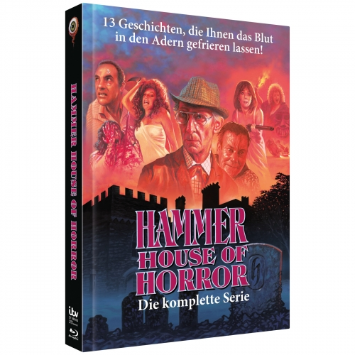 Hammer House of Horror (3-Disc Collector's Edition Nr. 22) [Limited Edition Mediabook]