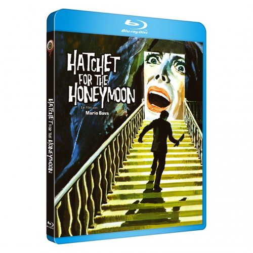 Hatchet for the Honeymoon (Limited Edition) - RESTPOSTEN