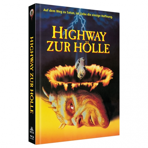 Highway to Hell (2-Disc Limited Collector's Edition No. 37) [Mediabook, Cover A, Limited to 444 units]
