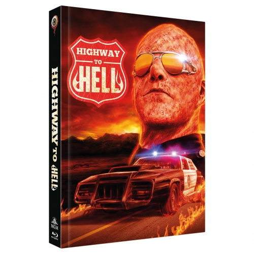 Highway to Hell (2-Disc Limited Collector's Edition No. 37) [Mediabook, Cover B, Limited to 444 units]