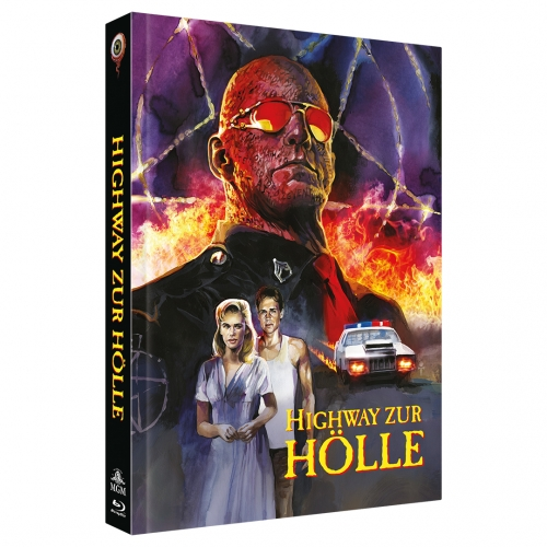 Highway to Hell (2-Disc Limited Collector's Edition No. 37) [Mediabook, Cover C, Limited to 333 units]