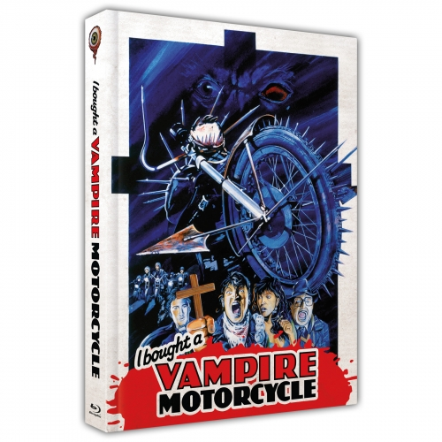 I Bought a Vampire Motorcycle (2-Disc Limited Collector's Edition No. 32) [Cover A, Limited to 222 units)