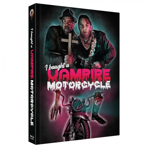 I bought a Vampire Motorcylce (2-Disc Limited Collector's Edition No. 32) [Cover B, Limited to 222 units)
