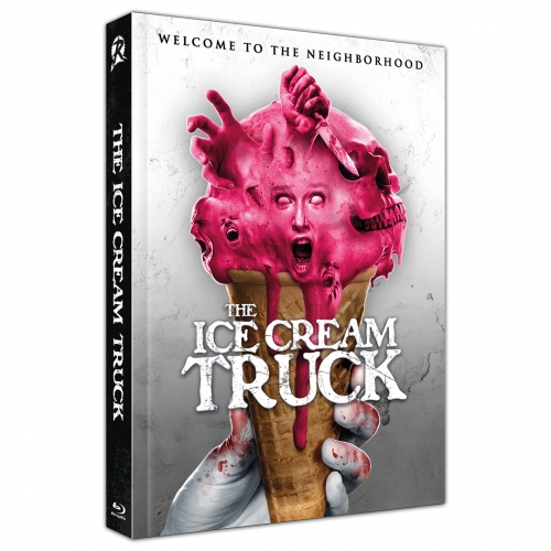The Ice Cream Truck (Uncut Rawside Edition No. 6) [Mediabook, Cover A, Limited to 222 units]