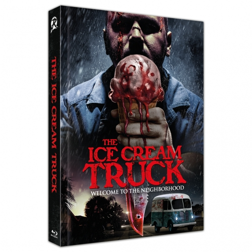 The Ice Cream Truck (Uncut Rawside Edition Nr. 6) [Mediabook, Cover C, Limitiert auf 222 Stück]