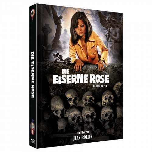 Die Eiserne Rose (Jean Rollin Collection Nr. 6) [2-Disc Mediabook-Edition, Cover A]