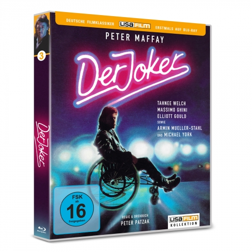 Der Joker (Lisa-Film-Klassiker Nr. 03) [Blu-ray]