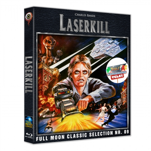 Laserblast (Full Moon Classic Selection No. 09) [Blu-ray]