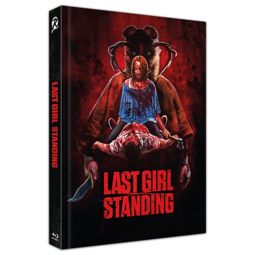 Last Girl Standing (Uncut Rawside Edition No. 7) [Mediabook, Cover B, Limited to 222 units]