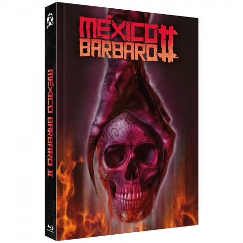México Barbaro 2 (Uncut Rawside Edition No. 04) [Cover B, 222 Edition]