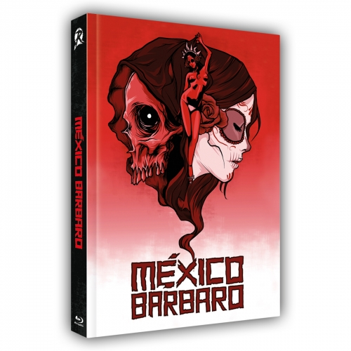 México Barbaro (Uncut Rawside Edition No. 03) [Cover A, 222 Edition]
