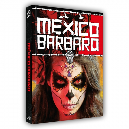 México Barbaro (Uncut Rawside Edition No. 03) [Cover B, 222 Edition]