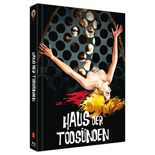 Haus der Todsünden (Pete Walker Collecton  Nr. 2) [2-Disc Uncut 222 Edition, Cover A]
